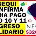 PAGOS INGRESO SOLIDARIO ¿Cómo usar la plata de mi Ingreso Solidario en Bancolombia Nequi?