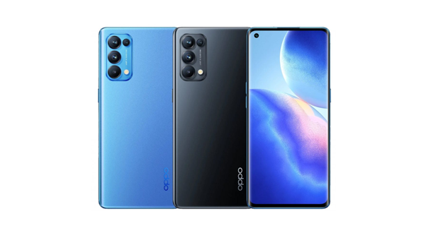 Just In: OPPO Reno5 Pro 5G