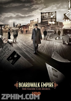 Đế Chế Ngầm 5 - Boardwalk Empire Season 5 (2014) Poster
