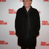 WWW.ENTSIMAGES.COM -     Steven Moffat arriving at     Made In Dagenham - press night at Adelphi Theatre London November 5th 2014Comedy musical based on the hit British film.                                                  Photo Mobis Photos/OIC 0203 174 1069