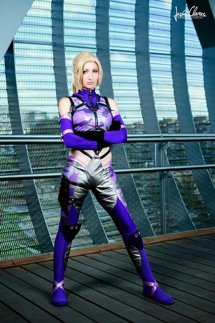 Bộ ảnh cosplay Tekken cực chất đến từ Đức - Ảnh 1