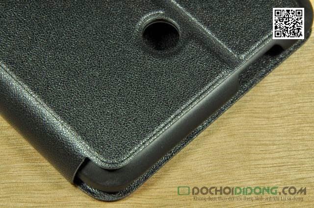 Bao da Asus FonePad 7 FE170CG Kaku vân sần