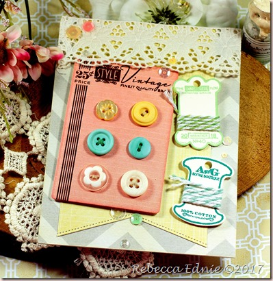 c4c 18 button card sk