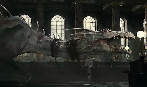 Ukrainian Dragon Harry Potter