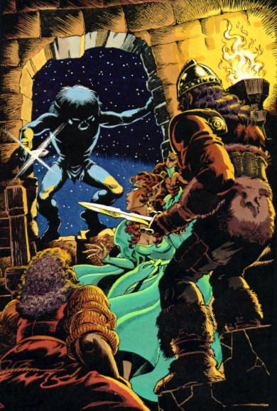 Elfs Quest 06, Magick Warriors 3