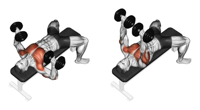 How To Train Full Chest Workout At Home With Or Without Tools