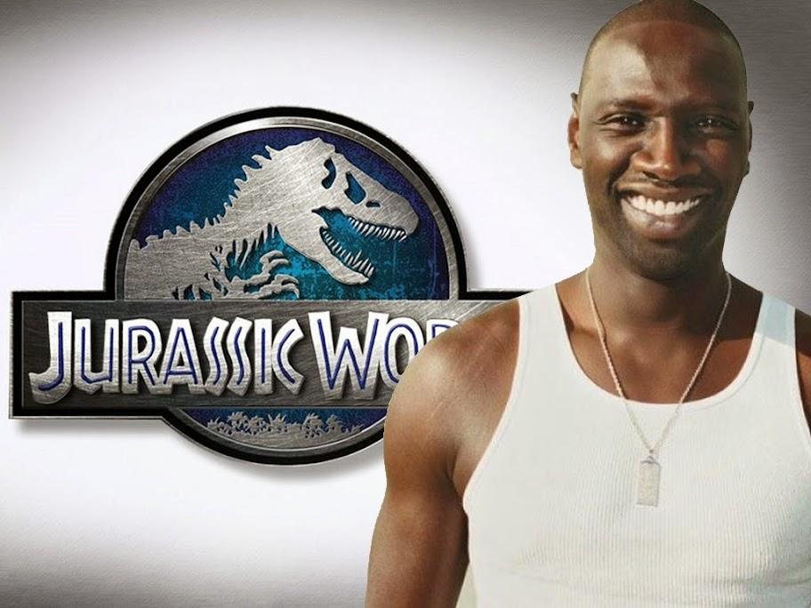 Omar Sy Jurassic World