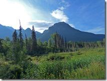 Between Kitwanga and Hazelton, BC, Yellowhead Highway
