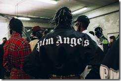 107 PALM ANGELS FW 18-19 - Backstage images