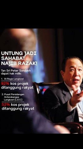 「Gambar Najib dan peter sondakh」的圖片搜尋結果