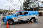 Forças de Segurança Fazem Simulação de Conflito na Estação de Deodoro para as Olímpiadas 00372.jpg