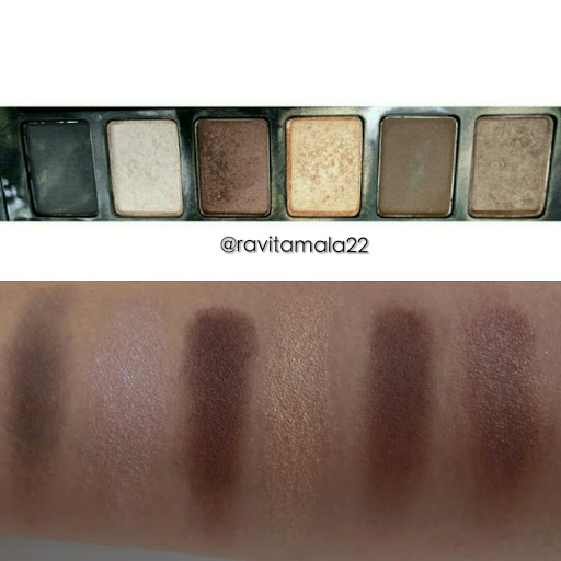 Maybelline The Nudes eyeshadow Pallete
