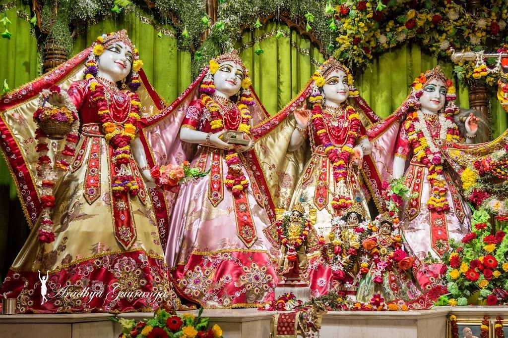 ISKCON Mayapur Deity Darshan 13 Jan 2017 (34)