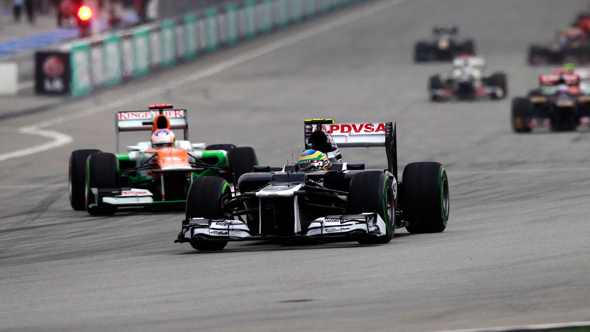 HD Wallpapers 2012 Formula 1 Grand Prix of Malaysia