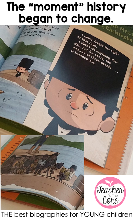 Ordinary People Change the World Biography Series for kids-Abraham Lincoln