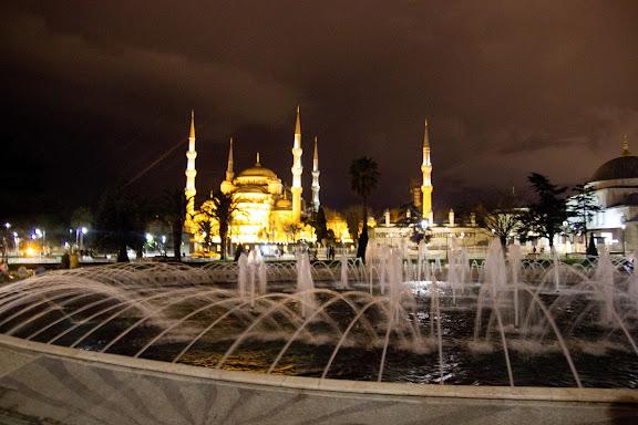 Блакитна мечеть в Стамбулі