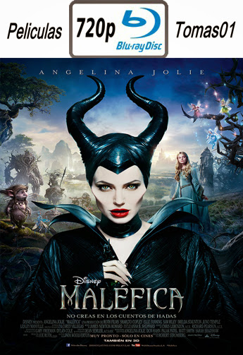 Maléfica (2014) BRRip 720p