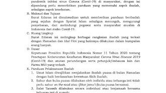 Warga Karawang Merasa Bingung Karena Banyak Surat Edaran, Mana yang Harus Dipatuhi Pasca Wakil Bupati Keluarkan Surat Edaran Baru Jelang Ramadhan