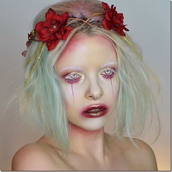 maquillajes halloween kimberleymargarita (3)