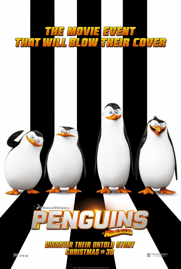 Penguins Of Madagascar V1