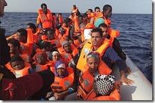 Sbarchi migranti in calo del 80,50%