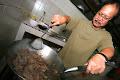 Chef at work | photo © Matt Kirby