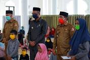 Sebanyak 5.669 Orang Yatim dan Disabilitas Terima Bantuan Dari Pemkab Nagan Raya