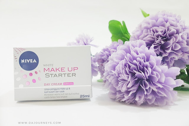 [Review] Nivea Makeup Starter Day Cream