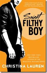 Sweet Filthy Boy