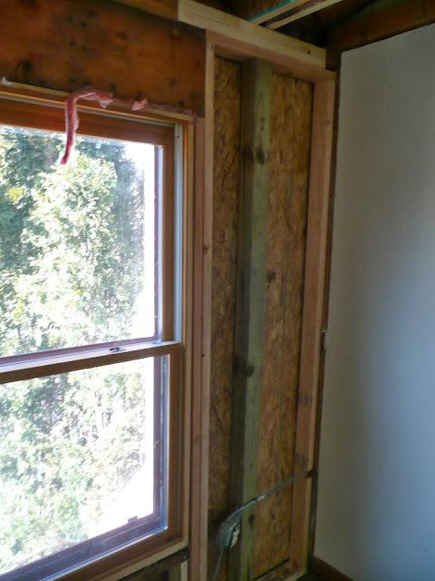 Carpentry - Water damage/after demo/ Cedarburg - P1000126.JPG