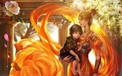 xanino 2 Mitos y leyendas (II) Xanas y Cuélebres como escribir una novela de fantasía
