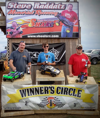 Novice 1st, TQ: Caden Proudfoot 2nd: Kenny Mundt 3rd: Kyle Price