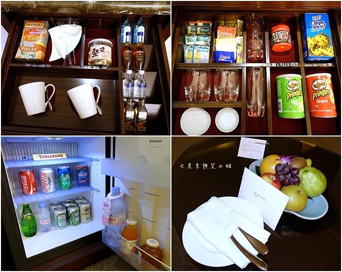 17 香格里拉台南遠東國際飯店 豪華閣 環境 住房