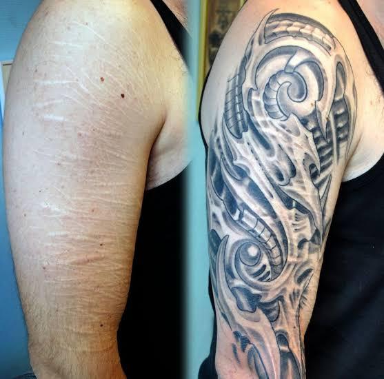 Bersihkan tato dengan surah Ar Rahman