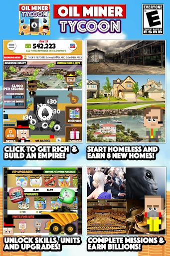 Oil Miner Tycoon: Clicker Game  screenshots EasyGameCheats.pro 1