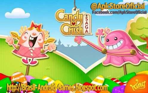 Download Candy Crush Saga v1.106.0.6 APK MOD VIDA INFINITA - Jogos Android