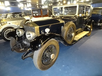 2017.08.24-242 Rolls-Royce landaulet Silver Ghost 1924