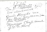 Ham, Gerrit Hendriks van der en Maat, Merrigje Claase Huwelijk 08-11-1738 Ameide.jpg