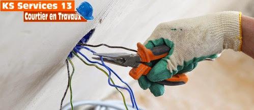 ks services 13 prix devis rénovation installation electrique