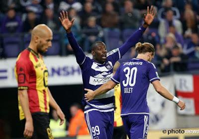 Trois penalties ratés, un autobut et deux points de perdu pour Anderlecht