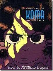 Koma #5 - página 1