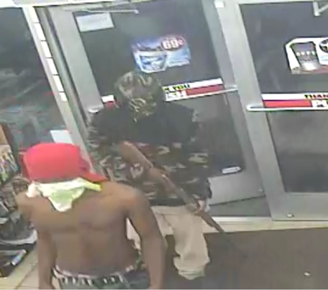 Attempted Armed Robbery