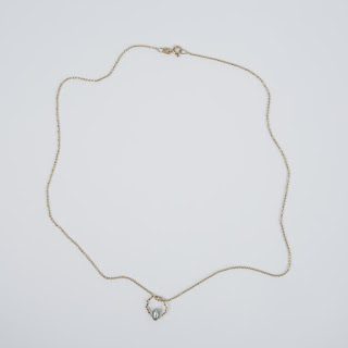 14K Gold Chain & Fresh Water Pearl Necklace