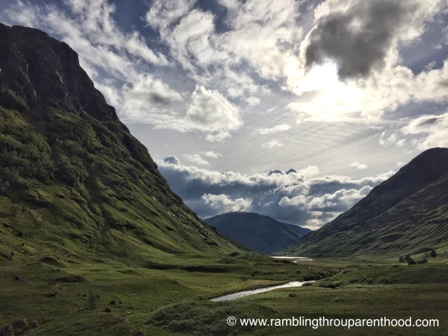 Ramble in the Glen Coe