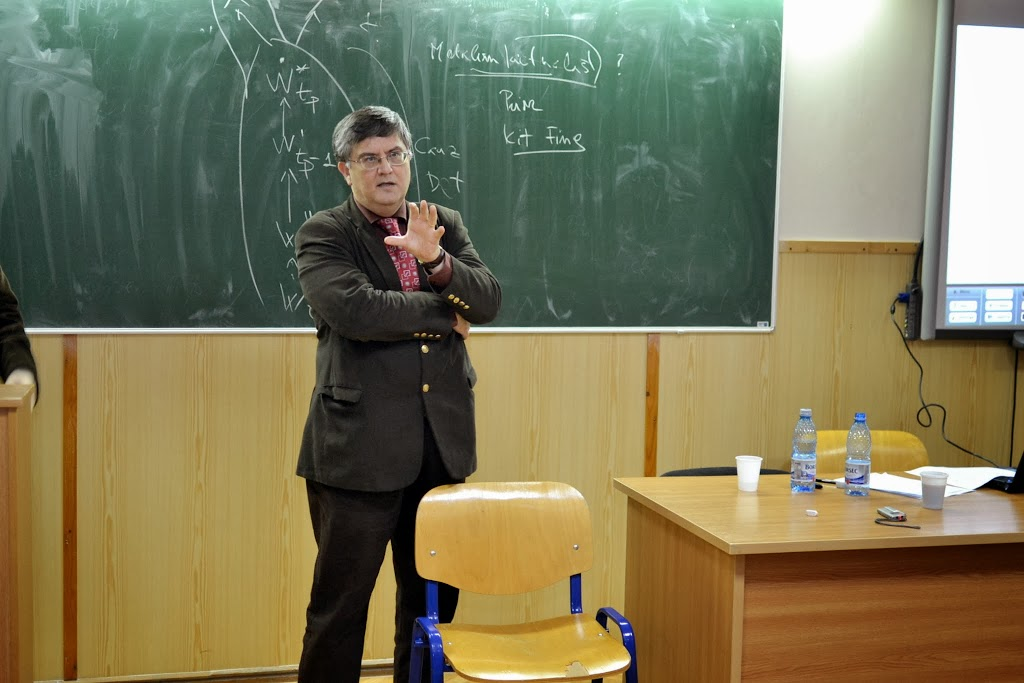 Mircea Dumitru - Liberul arbitru si responsabilitatea 107