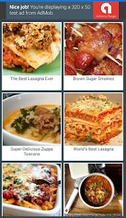 Australian Food Recipe - náhled