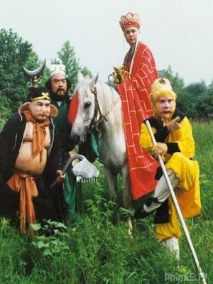 Phim Tây Du Ký (phần 2) - Journey To The West (1986)