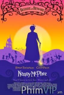 Bảo Mẫu Phù Thủy - Nanny Mcphee poster