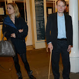 WWW.ENTSIMAGES.COM -  Andrew Marr leaving     Much Ado About Nothing at Old Vic September 19th 2013                         Photo Mobis Photos/OIC 0203 174 1069