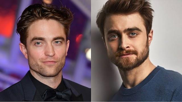 Porque Daniel Radcliffe e Robert Pattinson não usam as redes sociais ?